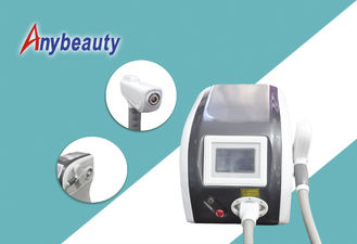 Cina Mesin 3.5ns 1000mj Professional Laser Tattoo Removal 250w Power, 1064nm 532nm 1320nm pemasok