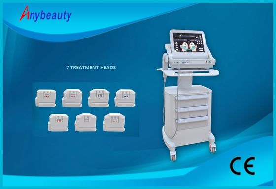 Cina Mesin HIFU-C HIFU High Intensity Focused Ultrasound Face Lifting pemasok