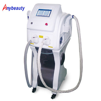 Cina CE Approve Portable IPL RF Elight Hair Removal Machine 3 In 1 Multifungsi pemasok
