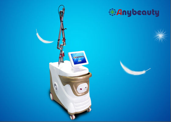 Cina Electro Optik Q-Switch Laser Picosecond Tattoo Removal Machine Penghematan Energi pemasok