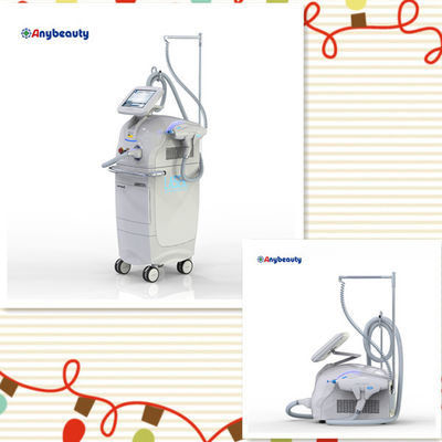 Cina 1-7mm Adjustable Yag Picosecond Laser Tattoo Removal Machine Lebar Pulsa Pendek pemasok