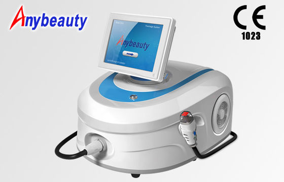 Cina 10.4inch Touch Thermage Fraksional RF Radio Frequency Facial Devices pemasok