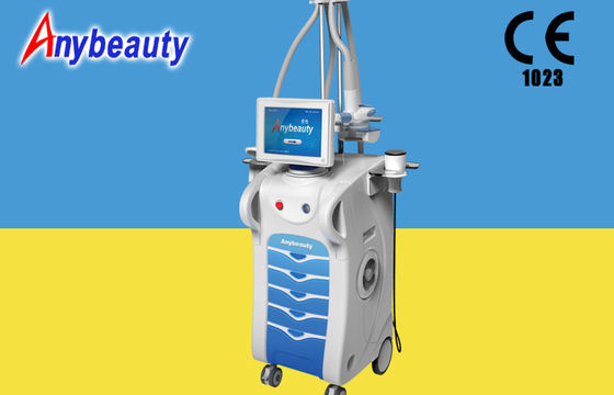 "Cina 10.4 ""3 in 1 Ultrasonic Slimming Device Cavitation Lipo Laser Slimming pemasok"