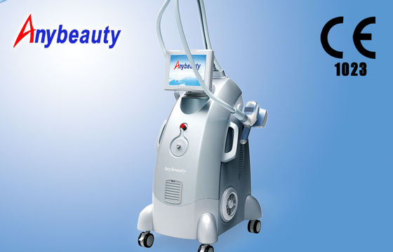 Cina RF Weight Loss Cavitation Slimming Machine Velashape dengan LED pemasok