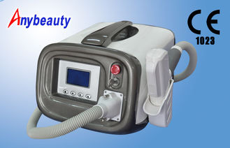 Cina Portable Laser Beauty Machine / Laser Eyebrow Tattoo Removal pemasok