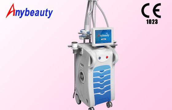 Cina Vacuum Cryo Cavitation Body Slimming Machine ultrasonik body sculpting pemasok