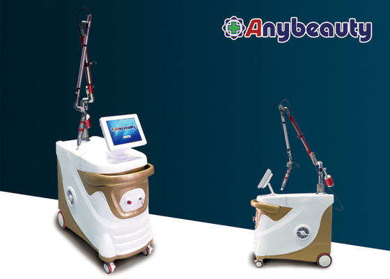 Picosecond Laser Beauty Machine Tattoo Removal 532nm 1064nm 755nm Dengan Lengan Korea