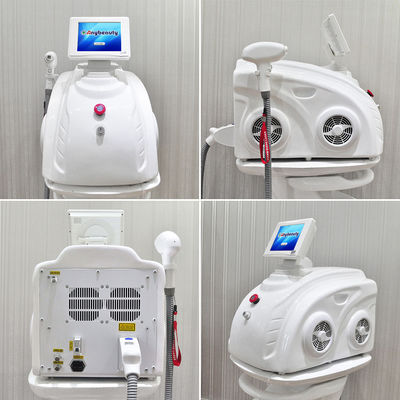 mikro channel 808nm Diode Laser Hair Removal Machine dengan laser dingin, Peralatan Laser Medis