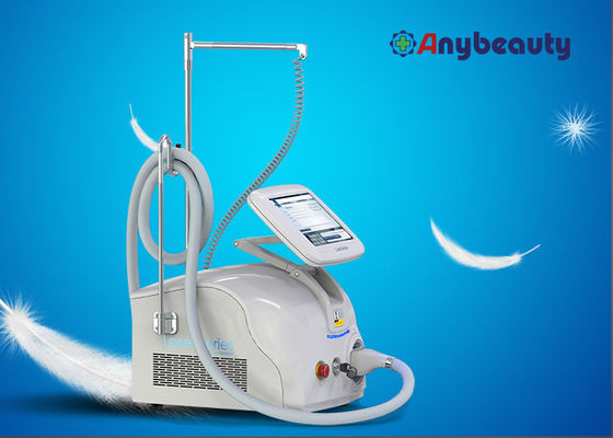 1-15Hz Adjustable Spot Diameter Nd Yag Tattoo Removal Peralatan Laser / Mesin