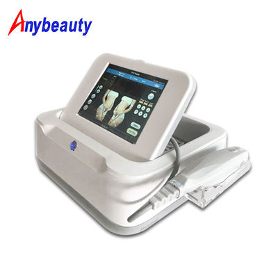 Cina 7 Perawatan Cartridge High Intensity Focused Ultrasound Machine Untuk Face Lift Body Slimming pabrik