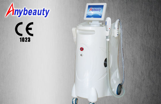 3 handpieces ipl radiofrequency laser skin tightening dan mesin Penghapus Kerut
